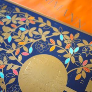 ダマンフレールのアドベントカレンダー&スウェーデンお土産