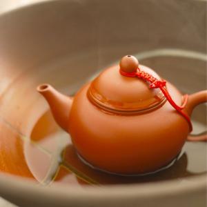 台湾烏龍茶と来月テーブルセッティング教室の打ち合わせ♪