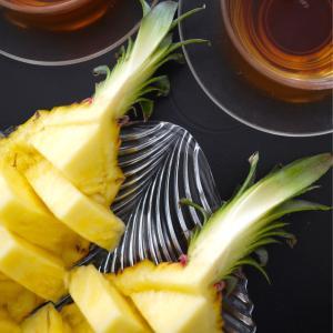 ココナッツミルク香る♪台湾産パイナップル&パイナップルケーキ