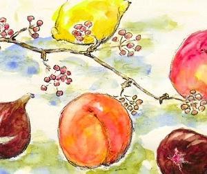 おいしそうな果実