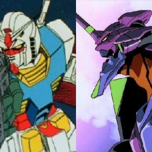ロボットアニメの代表作、と言えば何だと思う?