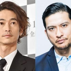 かっけー!窪塚洋介&長瀬智也、19年ぶり『IWGP』2ショットが話題!