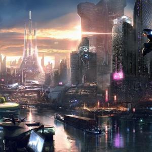 90年代に想像した近未来の方がいま想像する近未来より近未来っぽい謎