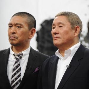 映画監督として北野武が成功して、松本人志が失敗した理由