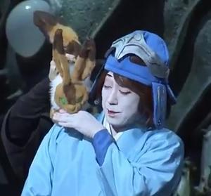 【動画】歌舞伎版ナウシカ、これもうコメディだろwwwww