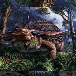 1億年前の恐竜が最後に食べた物が判明!化石の胃の内容物を特定!