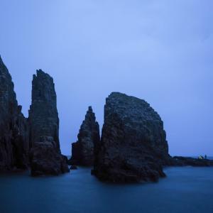2020.6.6 Rock shore