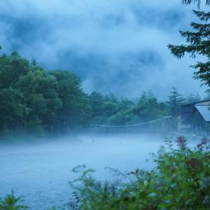 2020.8.13 Mt.YARI -前編-