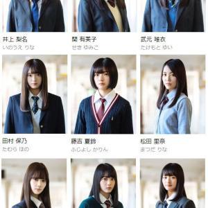 欅坂46 2期生 メンバー プロフィール