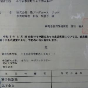 きらら新商品開発の道!!!!