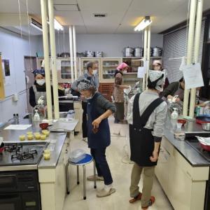 さつまいも子のお料理教室~さつまいもプリン、焼きイモピザ、フライドイモ子~