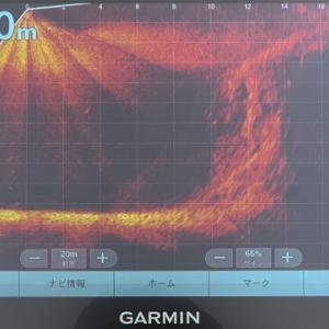 9/18 GARMIN ECHOMAP ULTRA デビュー