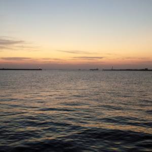 四日市の港と敦賀新港へ青物釣行