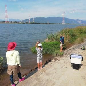 木曽川シーバス&ハゼ釣り 4釣行ダイジェスト