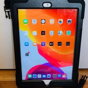 【iPad第7世代2019】【頑丈ケース】【レビュー】子供がガシガシ落としても強いケースを、iPadでクリエイトするキッズ目線で選んでみた。