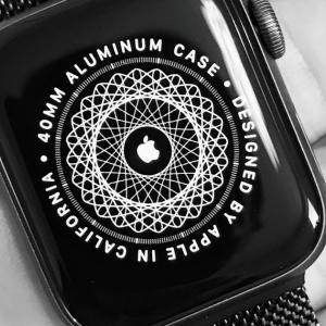 【Apple】【AppleWatch】【ガジェット】【レビュー】アップルウォッチSeries4に買い替え!日常使用での違いについて