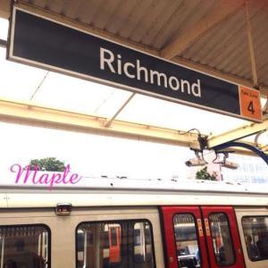 Richmond Parkに行って来た!!