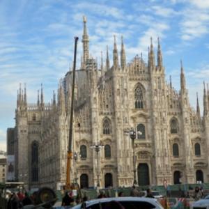 季節はずれのチックエテッレ 4日目(4)ミラノ・ドゥオーモからミラノ・マルペンサ空港へ。