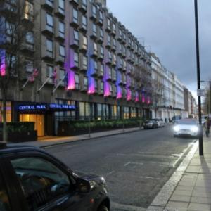 """ロンドン・パリ、ドーヴァー海峡を渡る旅 1日目(7)ロンドンの夜は、ウエストエンド・クイーンズ・シアターでミュージカル「レ・ミセラブル」""""Les Misérables""""。"""