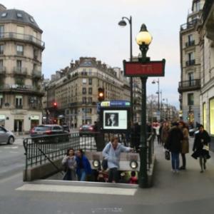 ロンドン・パリ、ドーヴァー海峡を渡る旅 4日目(7)旅はエンディングへ。パリ・シャルル・ド・ゴール空港に向かう。