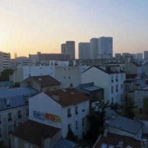 一目惚れをしたポルトへの旅 2日目(1)ポルト行きの飛行機に乗るために、パリ・オルリー空港へ。