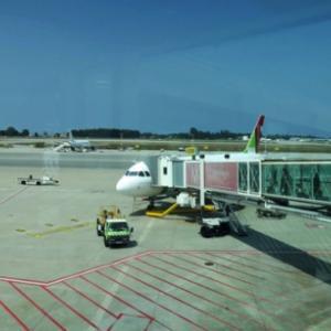一目惚れをしたポルトへの旅 2日目(3)ポルト・フランシスコ・サー・カルネイロ空港からポルト・メトロに乗ってポルト市街へ。