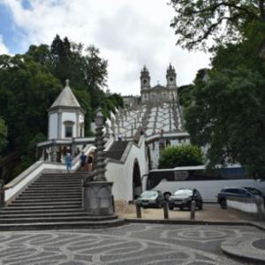一目惚れをしたポルトへの旅 3日目(3)現在は世界遺産、ブラガの聖地、ボン・ジェズスへの巡礼。