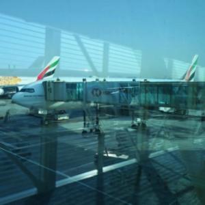 一目惚れをしたポルトへの旅 5日目 エミレーツ航空ドバイ発羽田行きEK312便、館山上空でまさかの「ぐるぐる」に巻き込まれる。