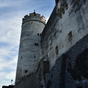 秋のウィーン、ザルツブルク、ハルシュタット周遊旅行 4日目(3)ザルツブルク・ホーエンザルツブルク城塞へ。