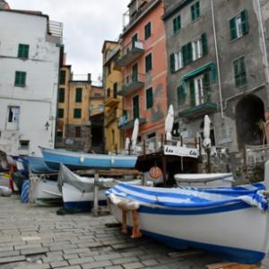 季節はずれのチックエテッレ 3日目(2)リオマッジョーレからサンタ・マルゲリータ・リグレへ。