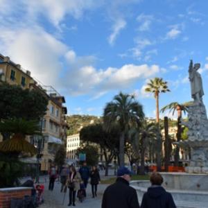 季節はずれのチックエテッレ 3日目(7)サンタ・マルゲリータ・リグレの町歩き。