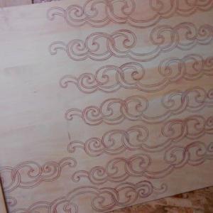 新モンゴル日馬富士学園の額の追加のデザイン