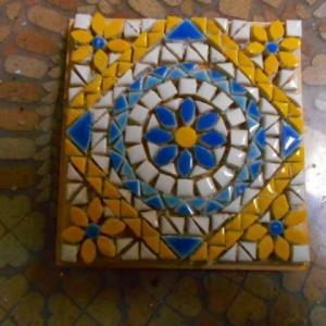 リピータ―さん教室とレトロタイル作品2