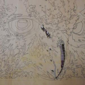 さくらとリピータ―さん教室とハロウィンの作品