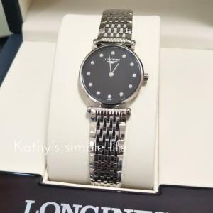 【favorite】10周年記念に腕時計*LONGINES
