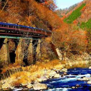 飛騨川沿いを走る!