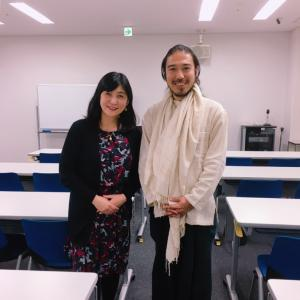 滝沢泰平さん~超進化論講座そして私の絵本のことも