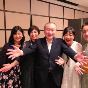 日本胎内記憶教育協会創立3周年記念大会&パーティーへ