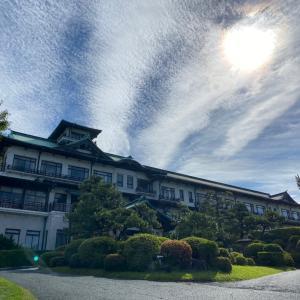 蒲郡クラシックホテルに宿泊しました&「日本クラシックホテル」巡りをはじめたいこと