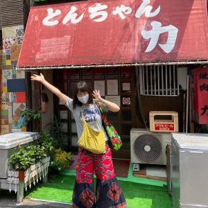 スガキヤのラーメンを求めて大須商店街へ・・・ とんちゃん あきこちゃんとお出かけ編