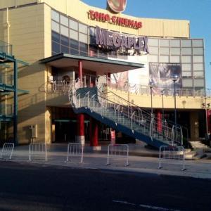 映画館の閉館