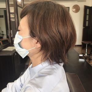 6月は広がりやすい髪の毛。ショートにしたらもっと広がる?
