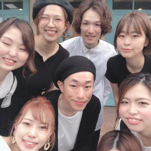 LIOSの8人体制。岡山で1番輝く美容院へ!