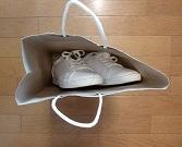 マイバッグは持っていても10円で紙袋に入れてもらうことに。昨日のお買い物。