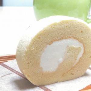 【本家ブログ更新】 米粉のロールケーキ