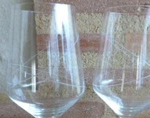 ワイングラスの顛末