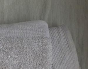 タオルのプチ贅沢