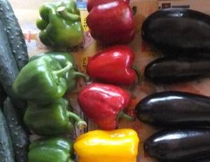 盛んになる野菜のオンライン注文