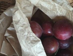 目覚めのフルーツ