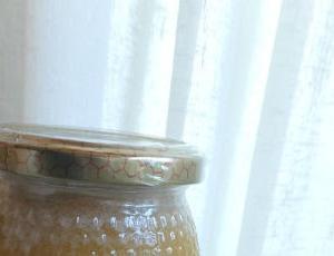 おばあちゃんの知恵・ひと匙の蜂蜜